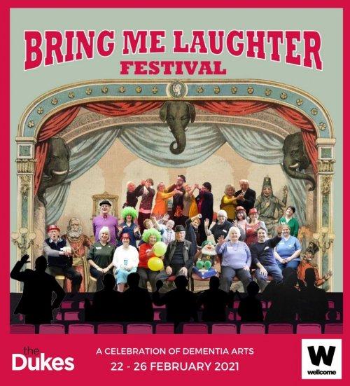 Bring me Laughter - Online Festival