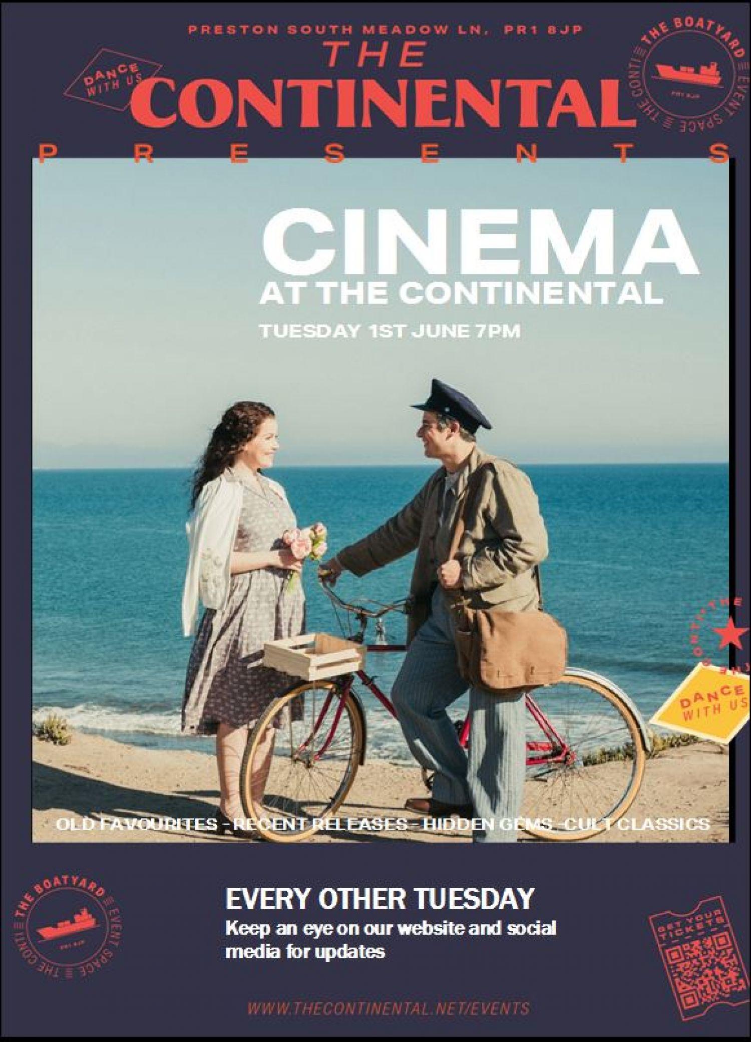 Cinema at The Continental