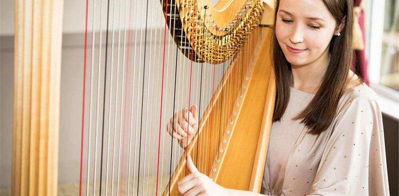 Harp Recital by Elinor Nicholson