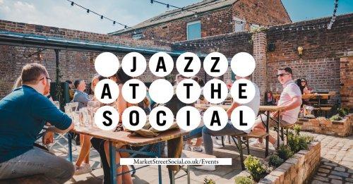 Jazz at the Social (At Market Street Social)