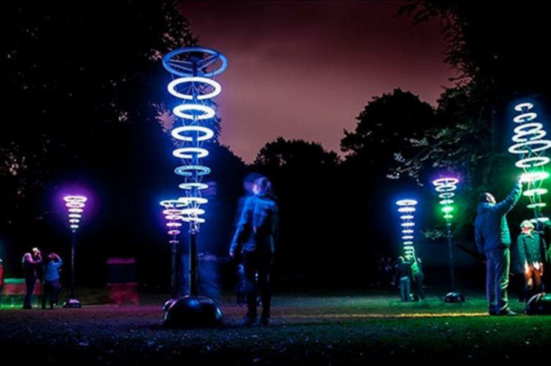 Lancaster's Light Up Festival 2021