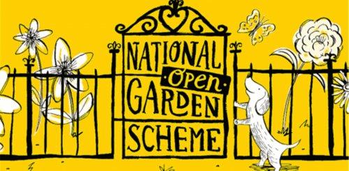 Let's Grow Preston  National Open Garden Scheme
