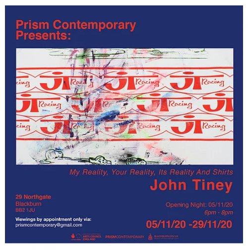 Prism Contemporary - John Tiney Exhibition