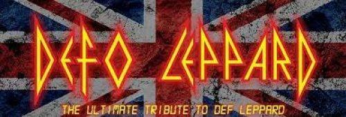 Rockageddon Present Defo Leppard:- The Ultimate Def Leppard Tribute
