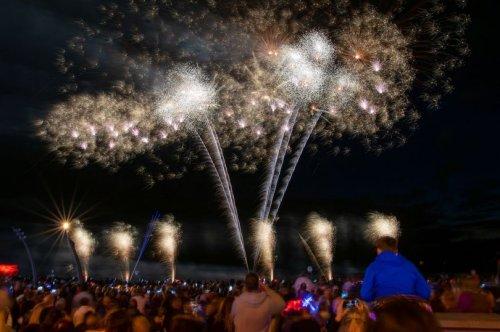 The Blackpool World Fireworks Championships 2021
