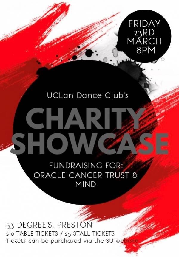 UCLan Dance Club\'s Charity Showcase
