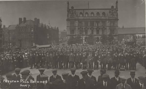 Heritage Open Weekend - Preston Goes To War