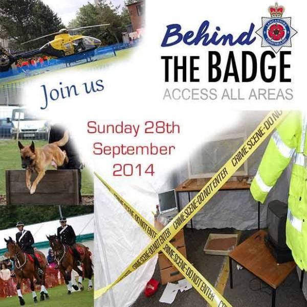 Lancashire Constabulary Open Day