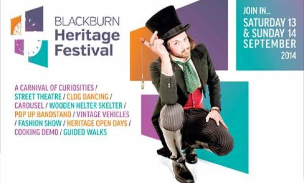 Blackburn Heritage Festival 2014