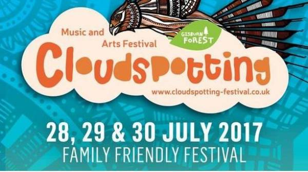 Cloudspotting 2017 28th -30th July At Gisburn Forest