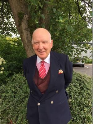 Spotlight On CCG Members :- Mr. John Richards