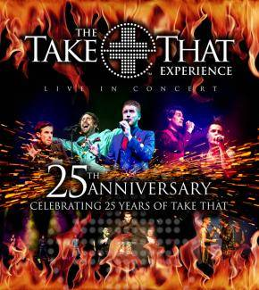 The Take That Experience The Grand Clitheroe 8/12/17