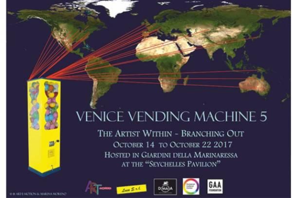 Venice /Blackburn Artist Experience 14/10/17 - 22/10/17