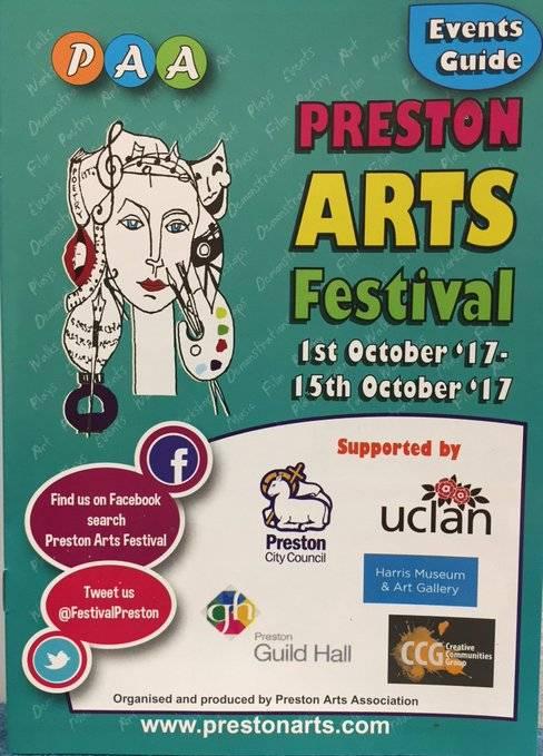 Preston Arts Festival Film Week Mitchell And Kenyon Cinema UCLAN 2/10/17 - 6/10/17