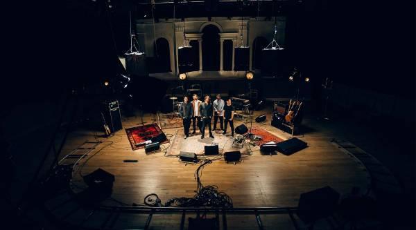 Embrace Plus Support LIVE In Preston 4/11/17
