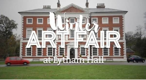 Winter Art And Craft Fair - Lytham Hall 11am -4pm 18/11/17 -19/11/17