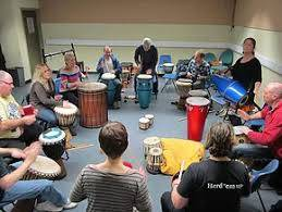 Rhythm Jamming 13/1/18 1.30-.3.30pm UCLAN