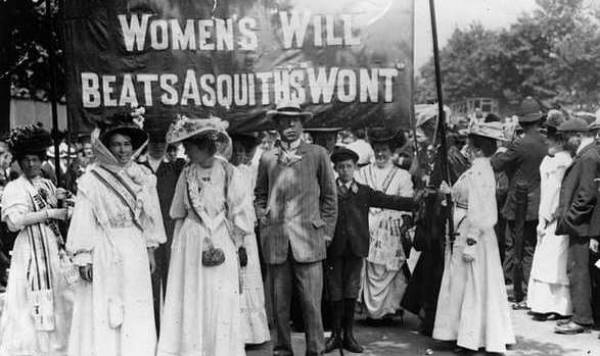 Suffragette Symposium :- Edge Hill Uni 2-9pm - 28/2/18