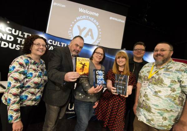 Positive Response To First UCLAN Lit Fest