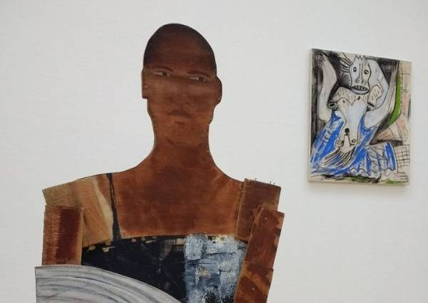 Lubaina Himid Exhibition Re-Opening At Harris