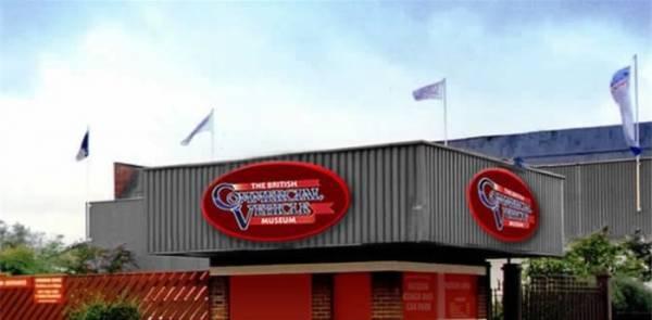British Commercial Vehicle Museum Event - Preston Flag Market - 10am - 4pm - 21/7/18