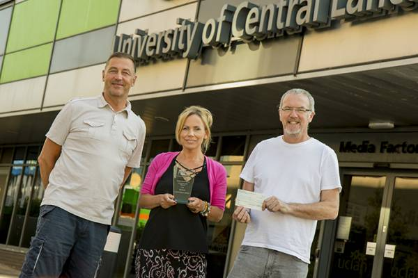 Writing Award In Memory Of UCLAN Mature Student