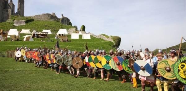 Vikings On The Flag Market - 12- 4pm - 11/8/18