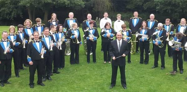 Brass At The Park - Moor Park Preston - 2-4pm- 26/8/18