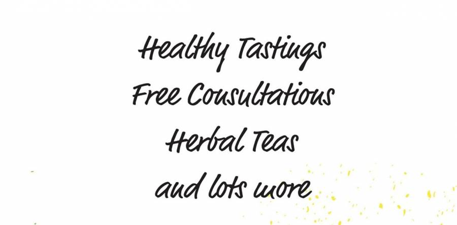 Ten Years Of Preston Health Foods - 9am- 5pm - 11/10/18 -13/10/18