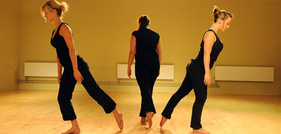 In Residence - Dance Showcase- UCLAN - 7.30pm -9.30pm - 9/11/18