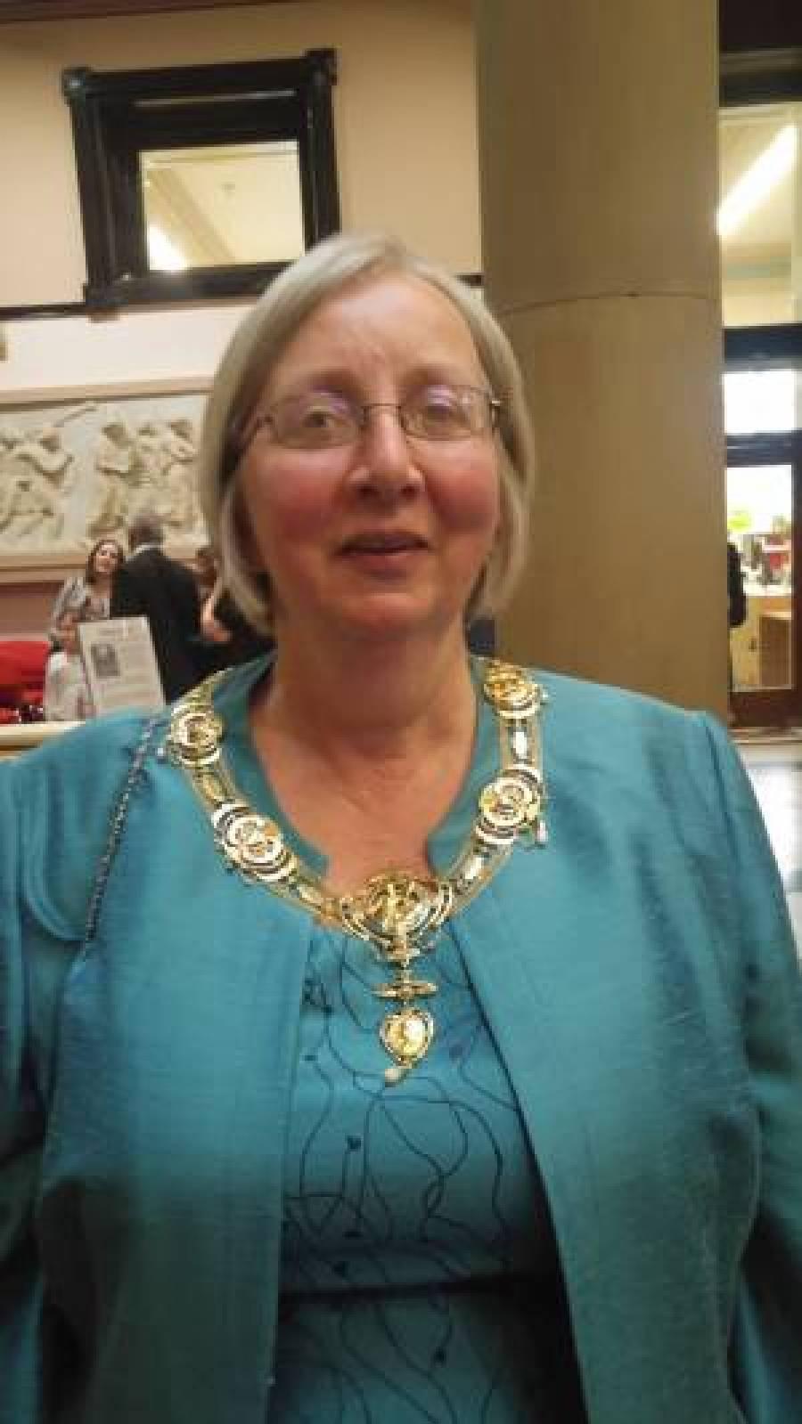 Spotlight On CCG Members :- Mrs Trisha Rollo
