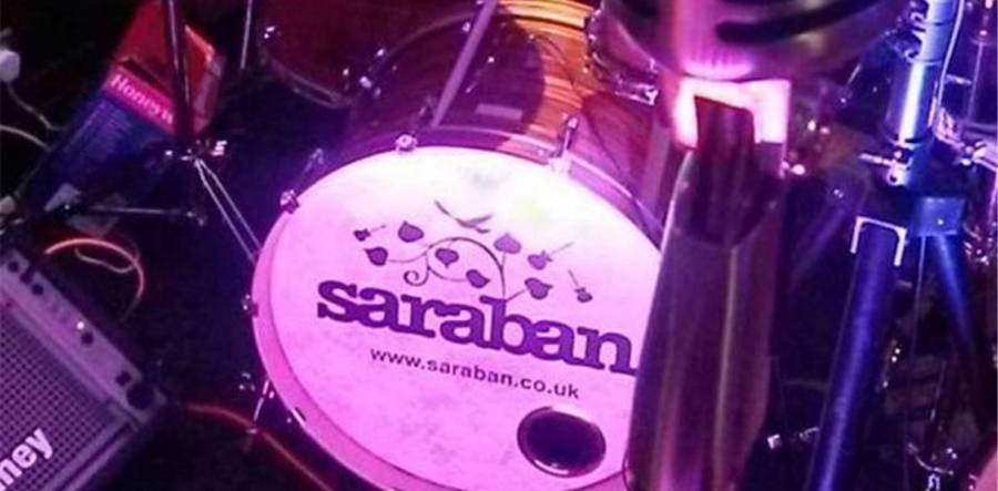 SARABAN At Harris Live - Harris Museum - 7.30pm - 9.30pm - 5/12/18