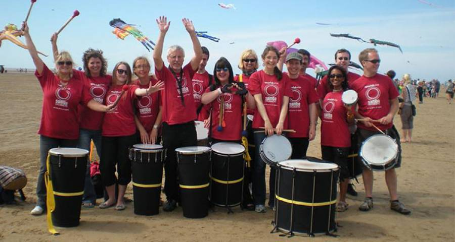 Worldwise Samba Drummers - UCLAN - Wednesdays - 6pm-8pm