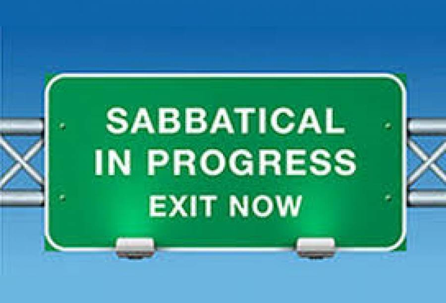 Time Off - CCG Sabbatical - 14/12/18 - 31/12/18
