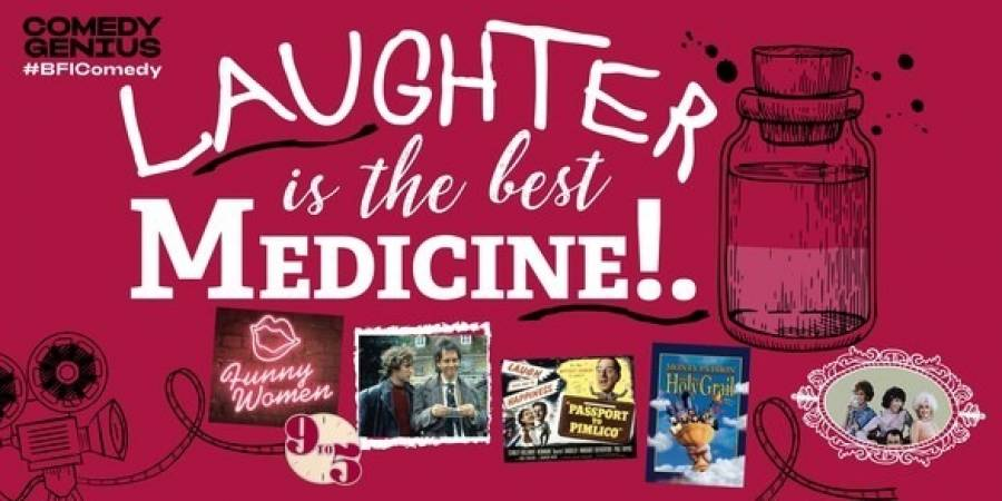 Laughter Is The Best Medicine - (PPL) - 8/1/19 - 26/1/19