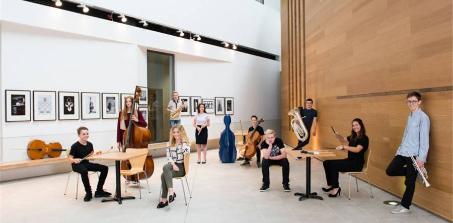 Classical Concert At Minster - Preston - 1pm - 2pm - 16/1/19