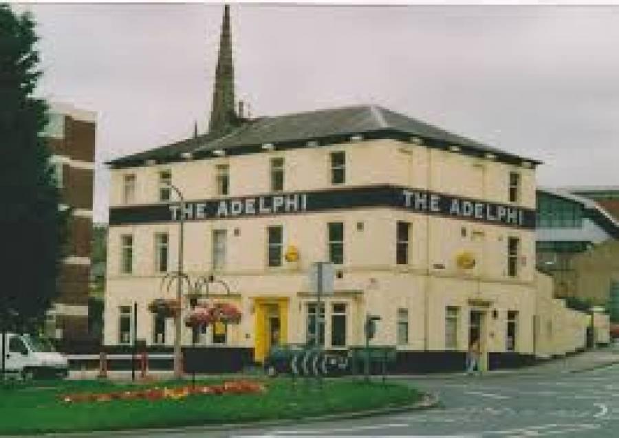 Adelphi Research Network - Adelpi Pub - Preston - 4pm -5.15pm - 30/1/19