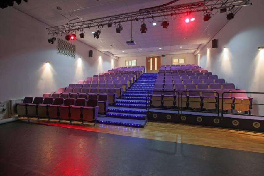 Free Acting Class - Cardinal Newman College - 20/1/19