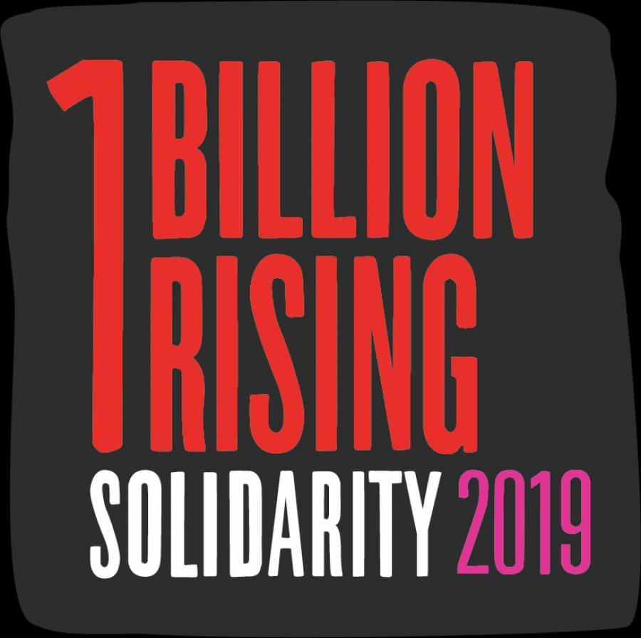 1 Billion Rising - UCLAN - Tom Finney Sports Centre - 12.30pm -14/2/19