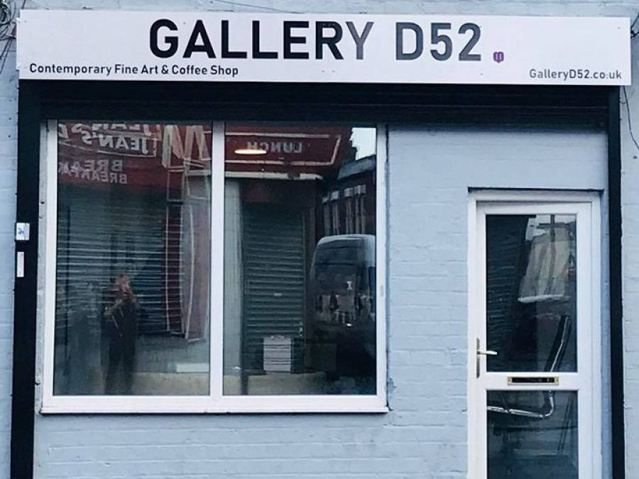 UCLAN Graduate Opens Art And Coffee Shop In Ribbleton Lane