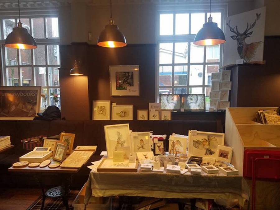 Artist Changing The Way We See Arts And Crafts - Black Bull Fulwood - 11am- 5pm - 21/4/19