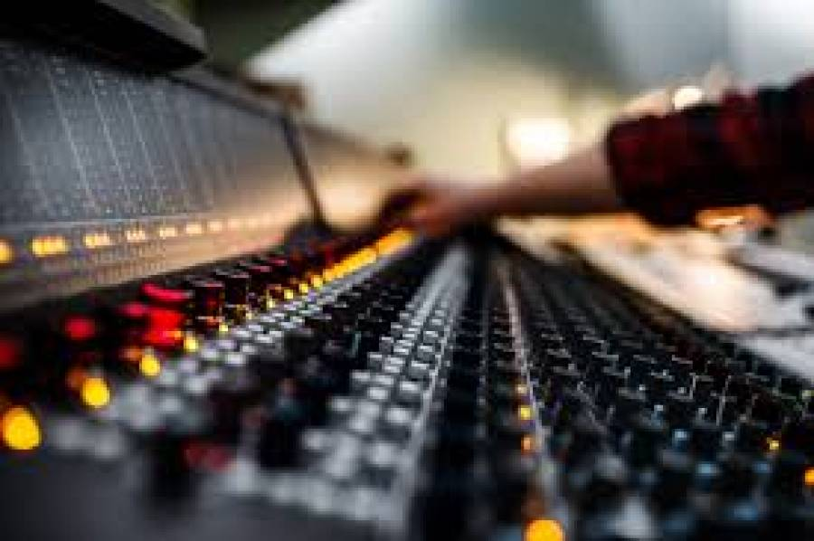 Drop In Music Technology Session - UCLAN - Media Factory - 2pm- 4pm - 9/3/19