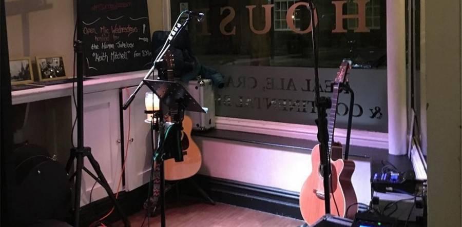 Open Mic Night - Guild Ale House - Preston - 8.30pm - 11.30pm - 20/3/19