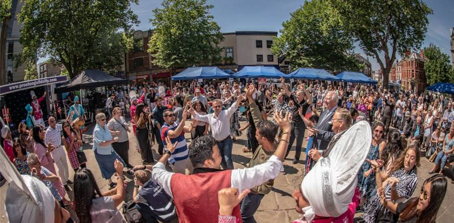 Preston Mela - Flag Market - 11am - 4pm - 6/7/19