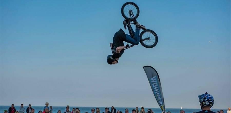 BMX And Mountain Bike Stunt Show - Preston - 12.30pm - 4pm - 24/8/19