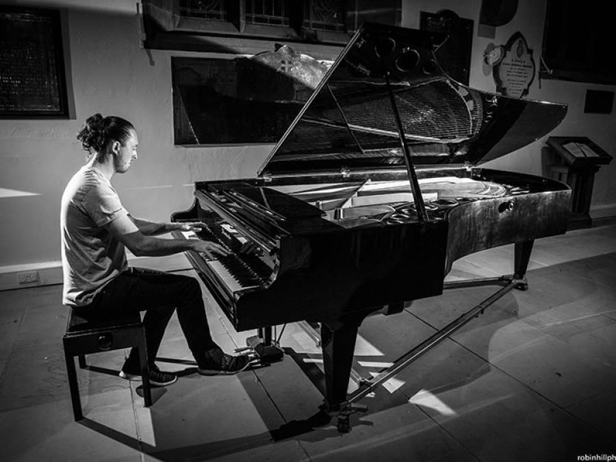 Preston Pianist To Perform In Longride - 3pm-6pm - 6/10/19