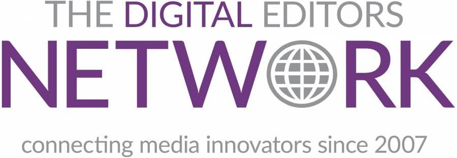 The Digital Editors Network Masterclass - 4.30pm - 7.30pm - 5/11/19