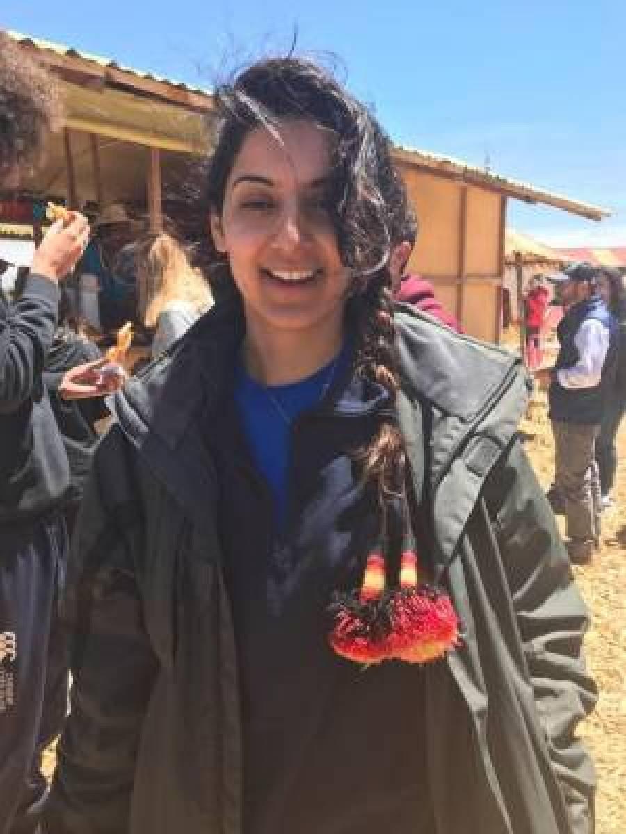 Spotlight On CCG Members - Samera Afza - January 2020