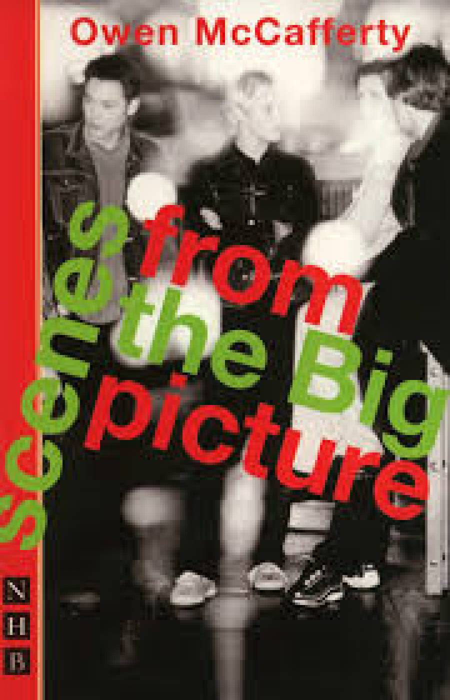 Scenes From The Big Picture - UCLAN- 2pm - 4.45pm - 05/02/20 - 08/02/20