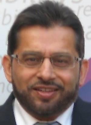 Faruk Desai MBE